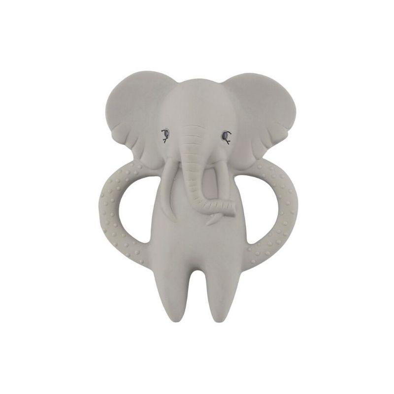Teeth soother elephant Konges Sløjd