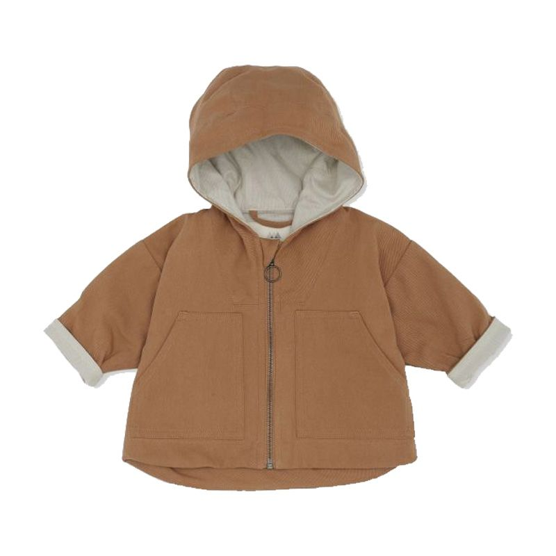 Bille jacket deux tan Konges Slojd