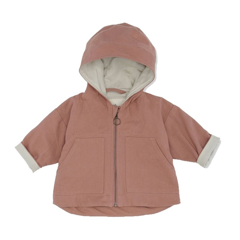 Bille jacket deux ruben rose Konges Slojd