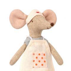 Mom mouse the nurse Maileg