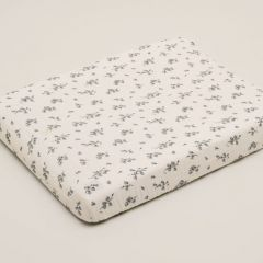 Bluebell muslin changing mat cover Garbo&Friends