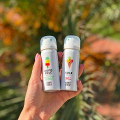 Kit voyage produits solaires Linea MammaBaby