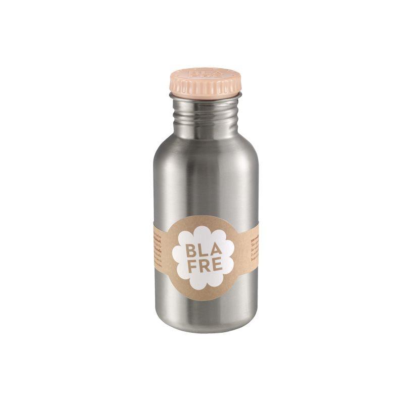 Stainless Steel Water Bottle 500ml pêche Blafre