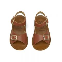 Sandals sonny chestnut brown Young Soles