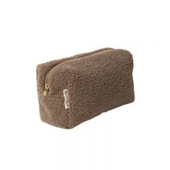 Chunky pouch brown teddy Studio Noos