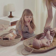 Panier à langer pour poupée Nyla Olli Ella