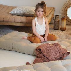 Linen mattress natural Mallino