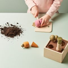Wooden vegetable patch Kid's Concept