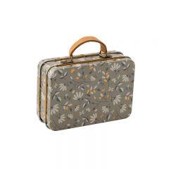 Suitcase metal merle dark Maileg