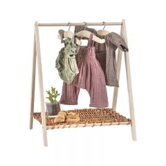 Clothes rack for dolls Wendy Minikane