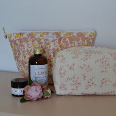 Toilet bag L'intemporel Inspirations By la Girafe
