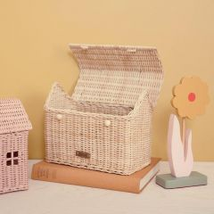 Valisette casa en rotin straw Olli Ella