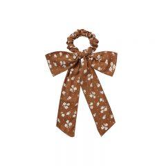 Hair scarf tie scrunchie cinnamon Rylee and Cru