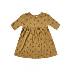 Goldenrod finn dress Rylee and Cru