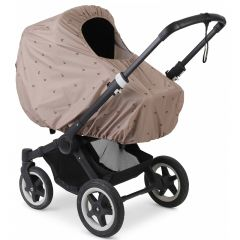 Tuba pram cover cherry blush Konges Slojd