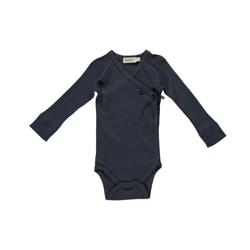 Body mini long sleeve blue MarMar Copenhagen