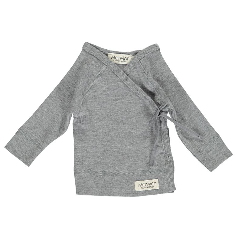 Grey cotton wrap MarMar Copenhagen