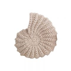Crochetshell round otter Supcio Design