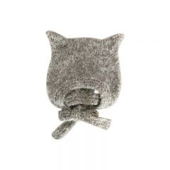 Béguin alpaga Kitty gris clair Bambolina