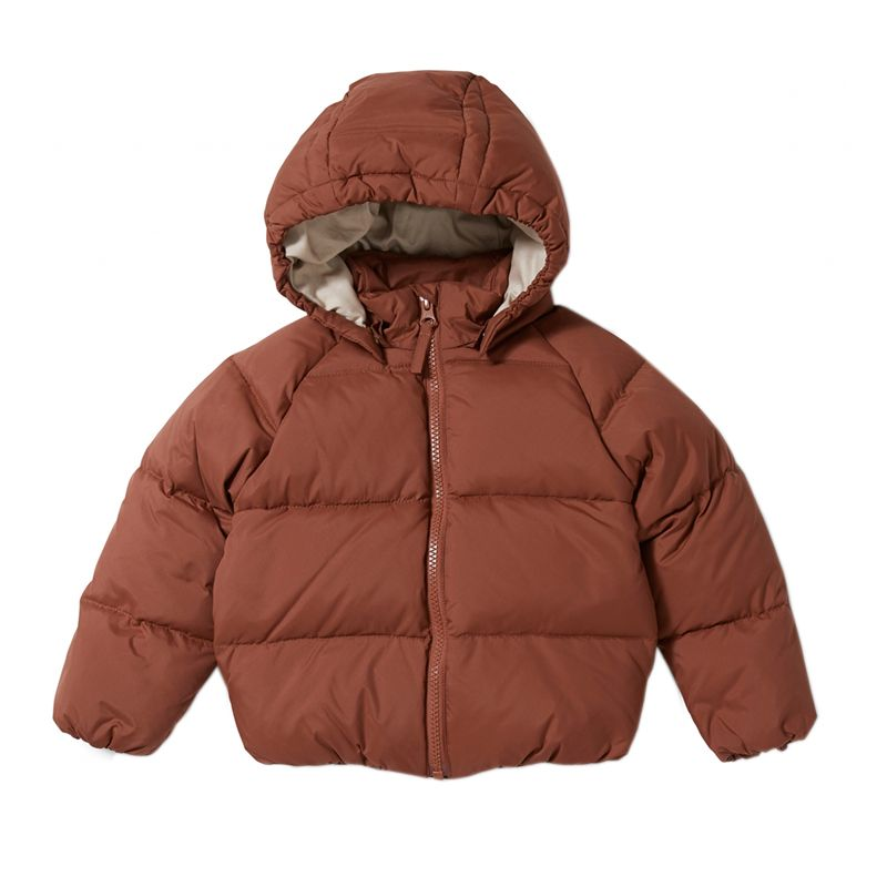 Down jacket choco bean Konges Slojd