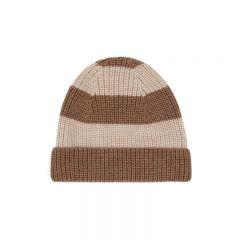 Witum knit beanie creamy almond Konges Slojd