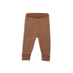 Pantalon en laine Meo
