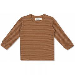 T-shirt kaya mocca beige Konges Slojd