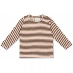 T-shirt reya creme brulee almond Konges Slojd