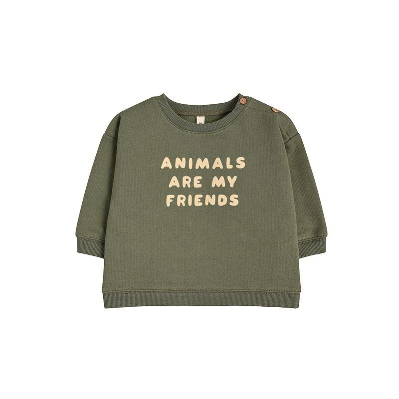 Sweat animals are my friends Organic Zoo
