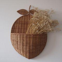 Lemon Wall Basket Mikanu