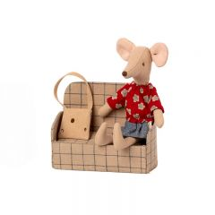 Couch mouse Maileg