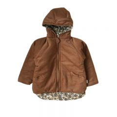 Theo jacket deux cognac orangery beige Konges Slojd