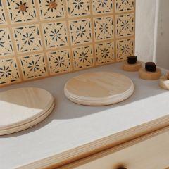 Wooden table kitchen Konges Slojd