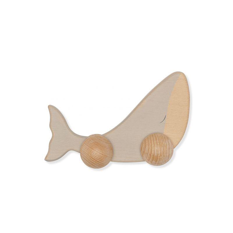 Baleine sur roues Konges Slojd