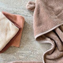 Terry towel beige tan Konges Slojd