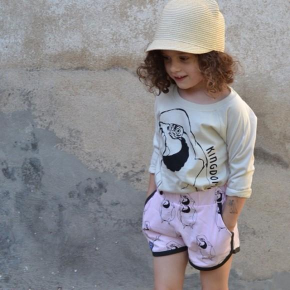 BANDIT KIDS  Short Parrot  (Prix initial : 32.00€)