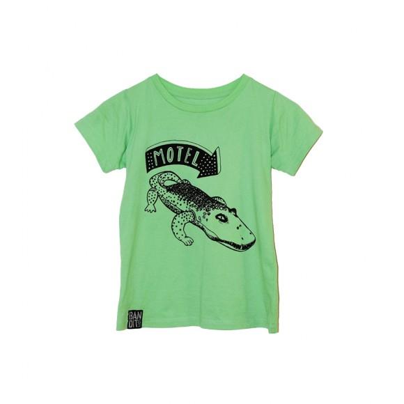 BANDIT KIDS  T-shirt Crocodile  (Prix initial : 29.00€)