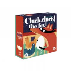 Game cluck, cluck! The fox! Londji