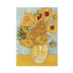 Micropuzzle sunflowers Van Gogh Londji