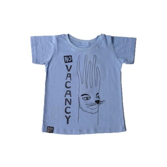 BANDIT KIDS  T-shirt No Vacancy  (Prix initial : 29.00€)
