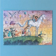 Pocket puzzle my unicorn Londji