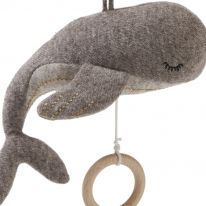 Mobile musical baleine Konges Slojd