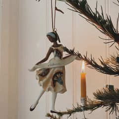 Christmas decoration Ballerina Konges Slojd