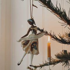 Décoration de Noël Ballerine Konges Slojd