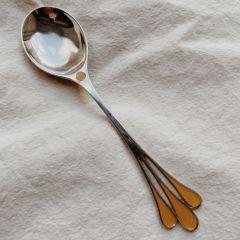 Sliver spoon clover Konges Slojd
