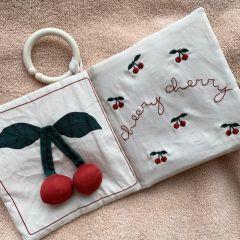 Fabric book fruit Konges Slojd
