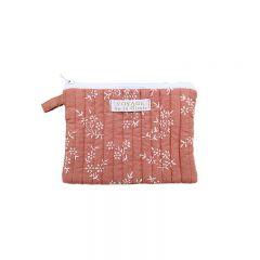 Porte-monnaie bois de rose Inspiration by La Girafe