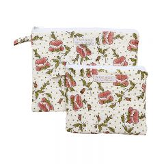 Duo de pochettes roses Inspirations by la Girafe