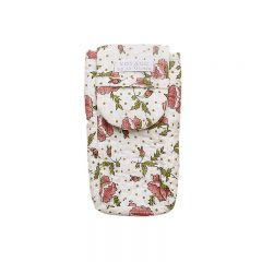 Glasses case églantine rose Inspirations by La Girafe
