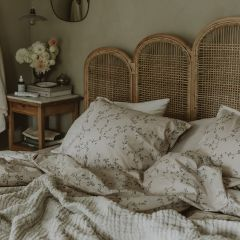 Botany adult bed set Garbo and Friends